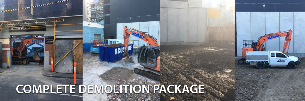 Complete-Demolition-package