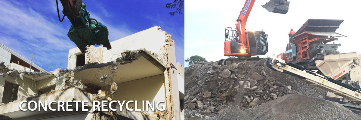 accuratedemolitionmelbourne-Concrete-recycling